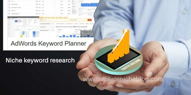 Niche keyword research - Google AdWords Keyword Planner
