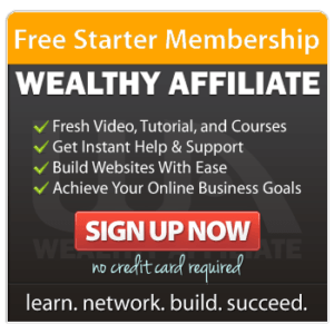 Free Starter Membership-Sign Uo Now