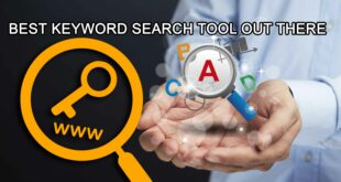 Best keyword search tool out there