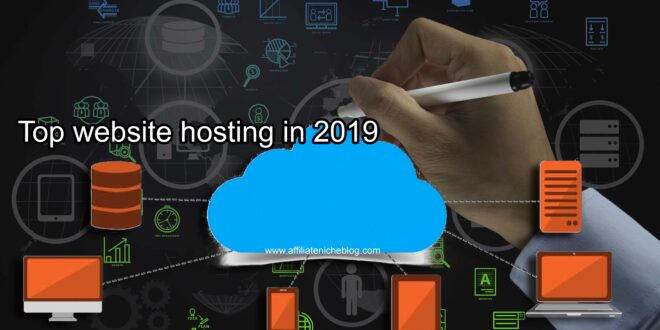 Top website hosting in 2019