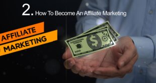 2. How To Become Affiliate Marketing