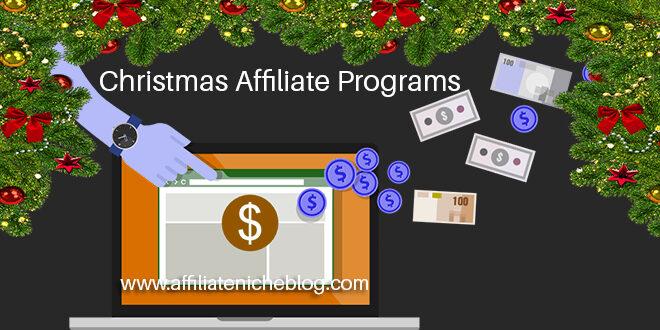 Christmas Affiliate Programs