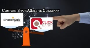 Compare ShareASale vs Clickbank