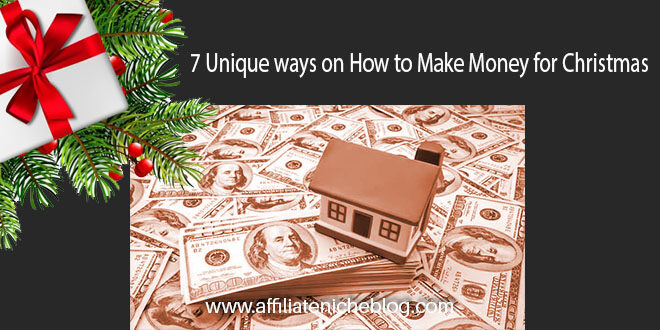 7 Unique ways on How to Make Money for Christmas