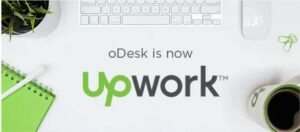 Upwork is a popular market place that connects freelancers and clients.