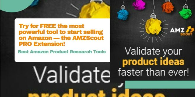 Best Amazon Product Research Tools-Affiliate Marketing
